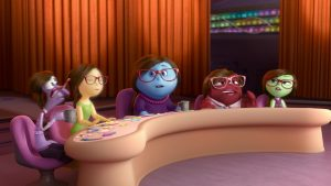 pixar disney personnage vice-versa character inside out