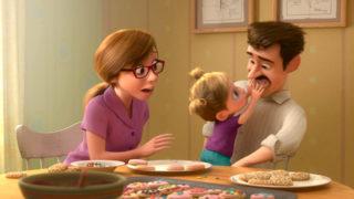 mère madame jill andersen pixar disney character vice-versa inside out
