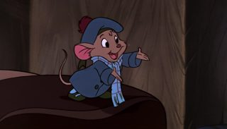 olivia flaversham basil detective prive great mouse disney