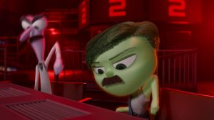 degout disgust pixar disney personnage vice-versa character inside out