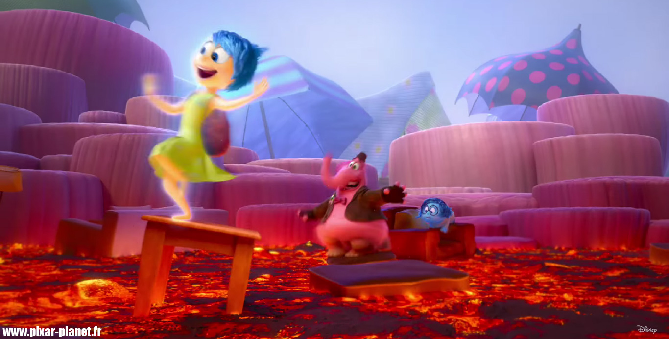 Vice versa Pixar disney inside out
