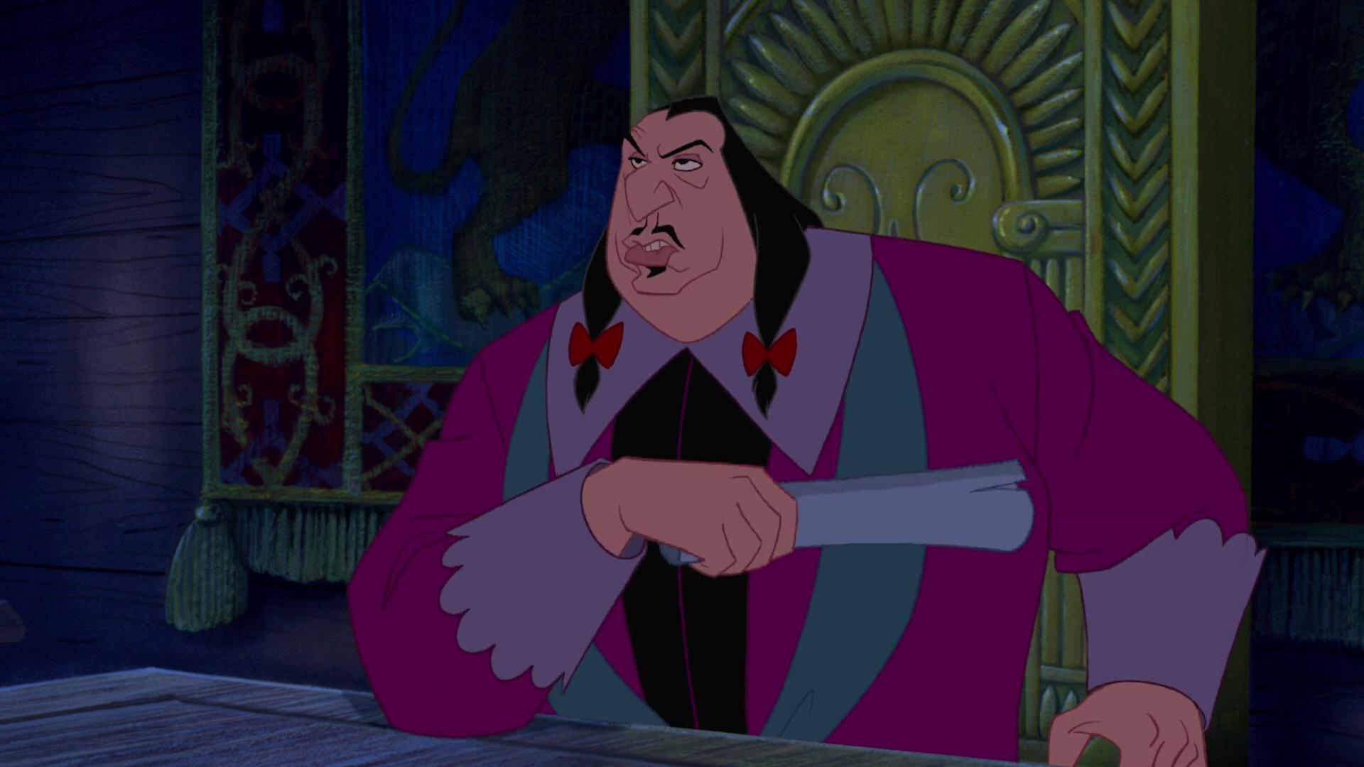 """Gouverneur Ratcliffe, Personnage Dans """"Pocahontas, Une"""