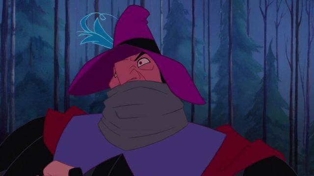 Gouverneur Ratcliffe Personnage Character Disney Pocahontas légende indienne