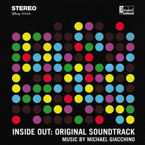 Pixar disney inside out soundtrack vice versa bande originale