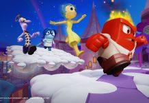 Pixar disney infinity 3.0 vice versa inside out video game jeu console video