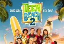 Illustration Disney Teen Beach 2