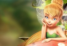Illustration Tink Disney