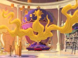Disney Channel Télévision Raiponce Série