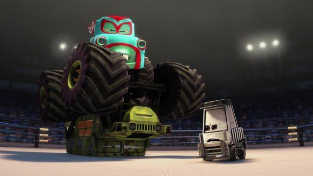arbitre personnage character cars toon disney pixar