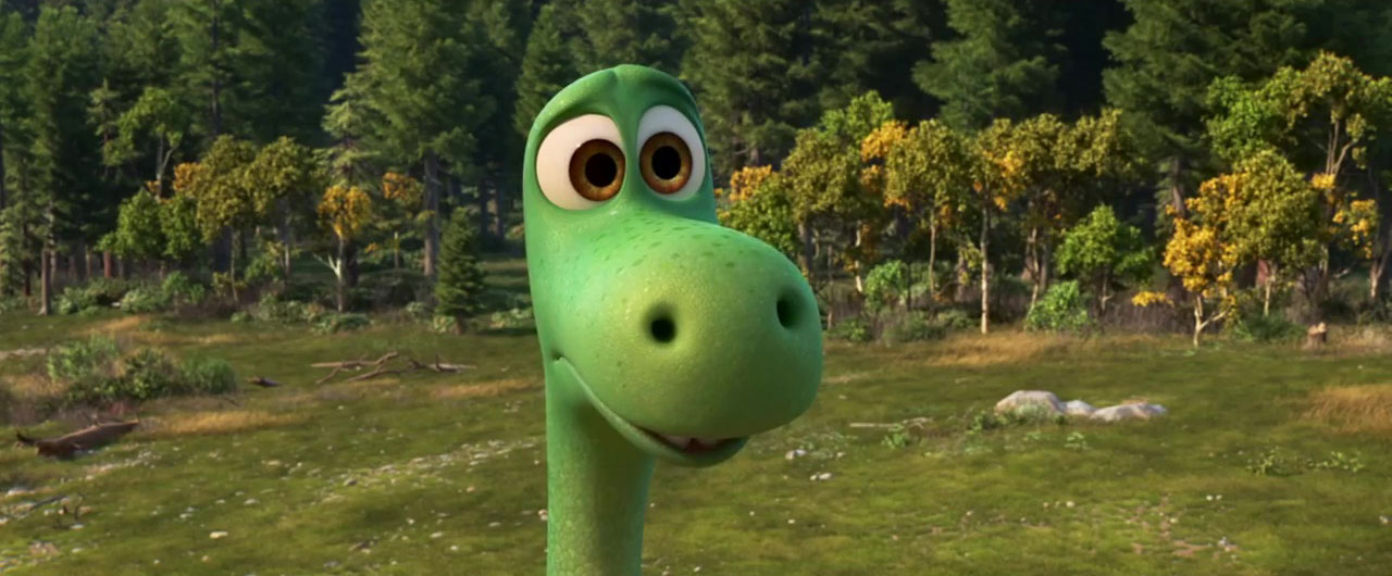 pixar disney le voyage d'arlo the good dinosaur personnage character
