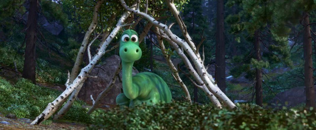 pixar disney le voyage d'arlo the good dinosaur personnage character
