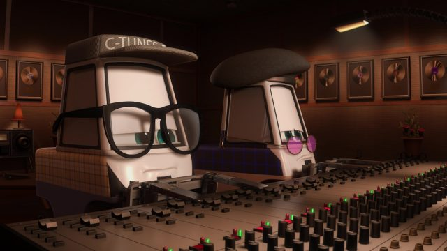 c-tunes personnage character cars toon disney pixar