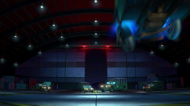 caporal kim  personnage character cars toon disney pixar