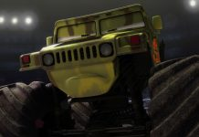 pixar disney personnage character cars toon martin poids lourd monster truck mater captain collision
