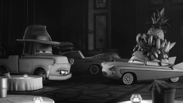 laverne carmen personnage character cars toon disney pixar