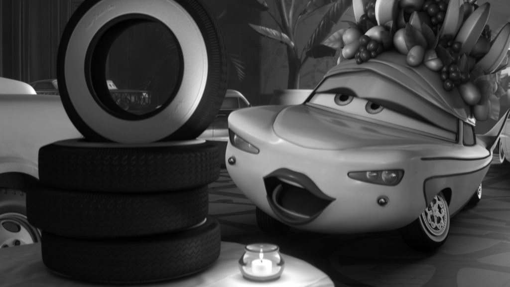 pixar disney personnage character cars toon martin détective privé mater private eye carmen