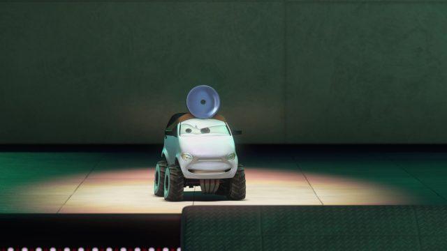 docteur frankenwagon personnage character cars toon disney pixar