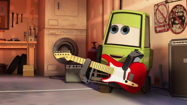eddie personnage character cars toon disney pixar