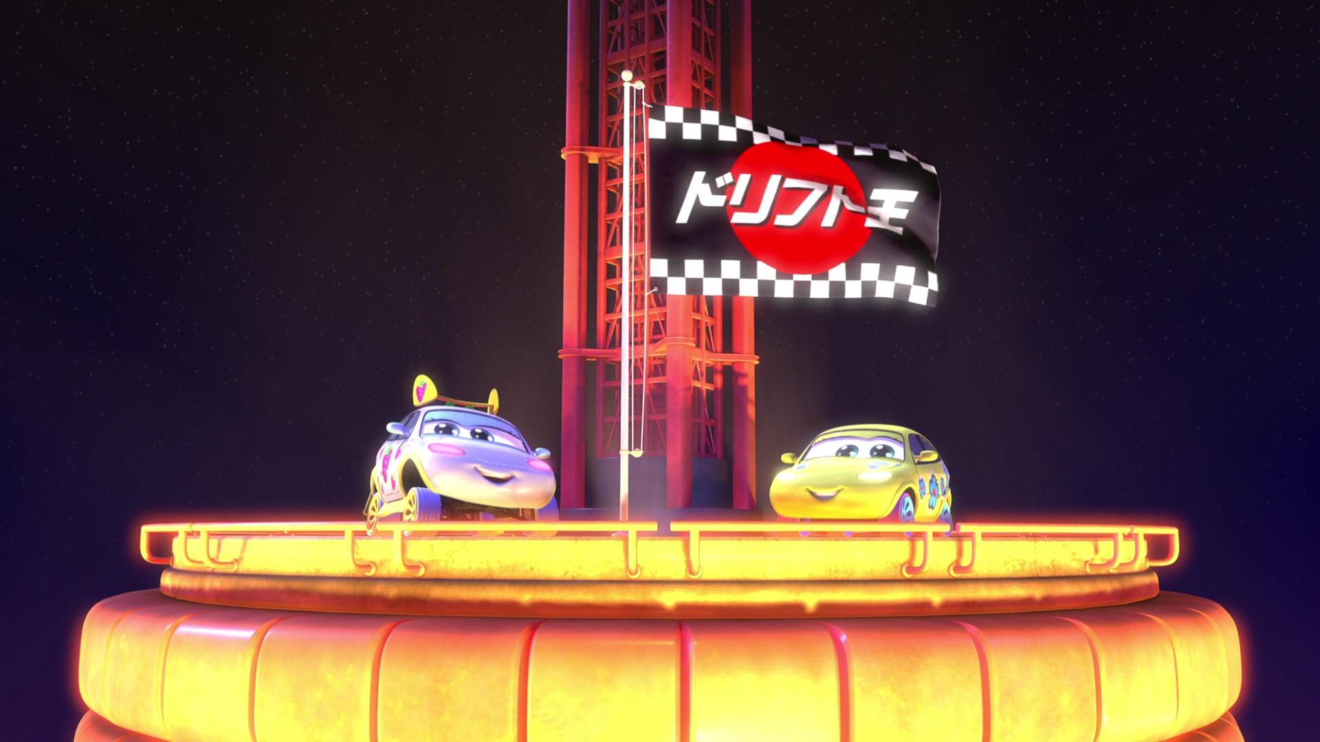 pixar disney personnage character cars toon martin tokyo mater ichigo