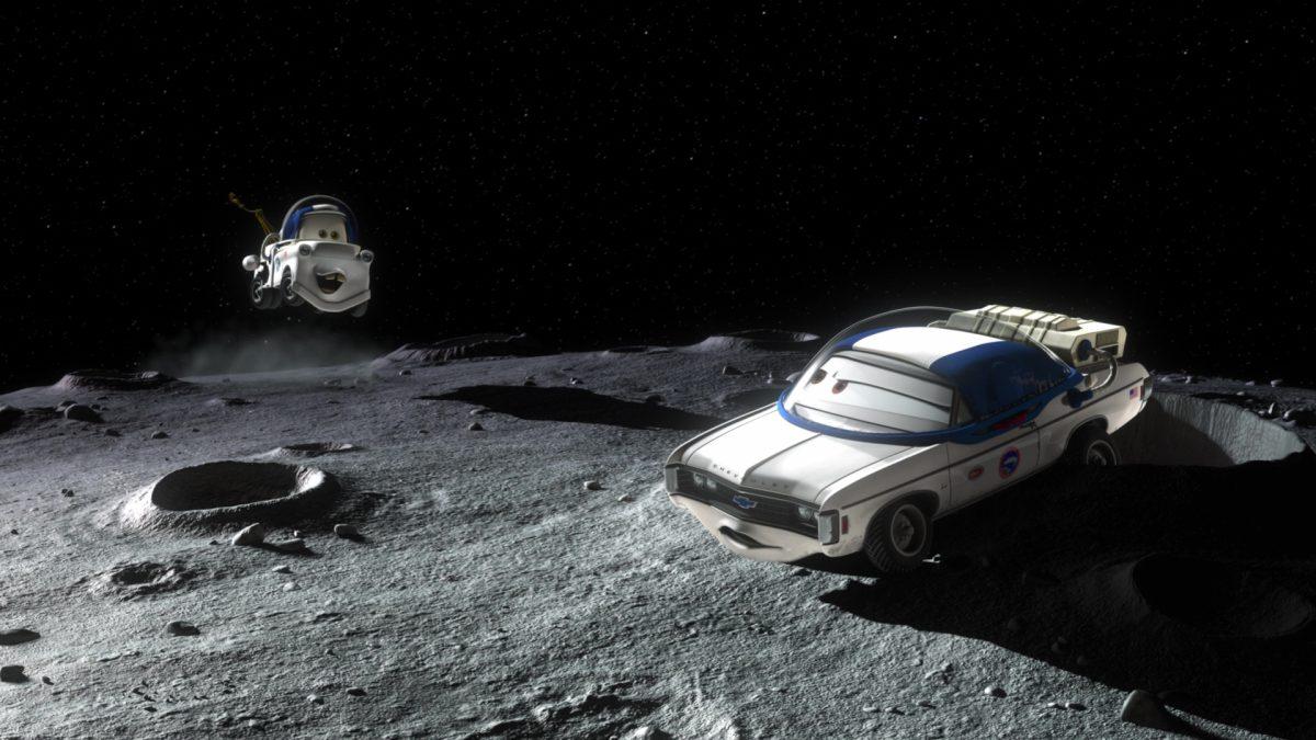 impala xiii personnage character cars toon disney pixar