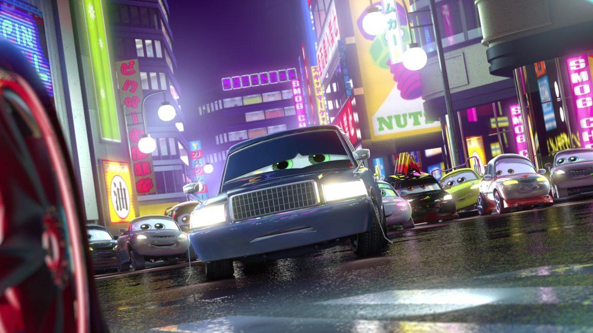 ito san personnage character cars toon disney pixar