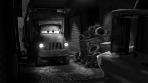 pixar disney personnage character cars toon martin détective privé mater private eye putois stinky
