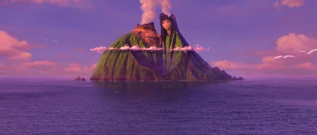 lele lava personnage character disney pixar