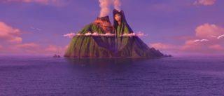 lele lava personnage character pixar disney