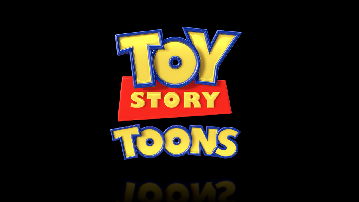 logo toy story toons Pixar Disney