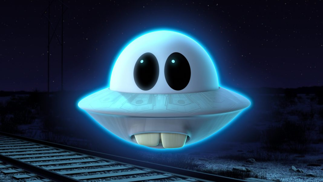 pixar disney personnage character cars toon martin volant non identifié Unidentified Flying Mater marteau mator