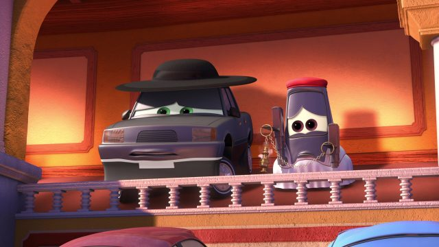 padre personnage character cars toon disney pixar