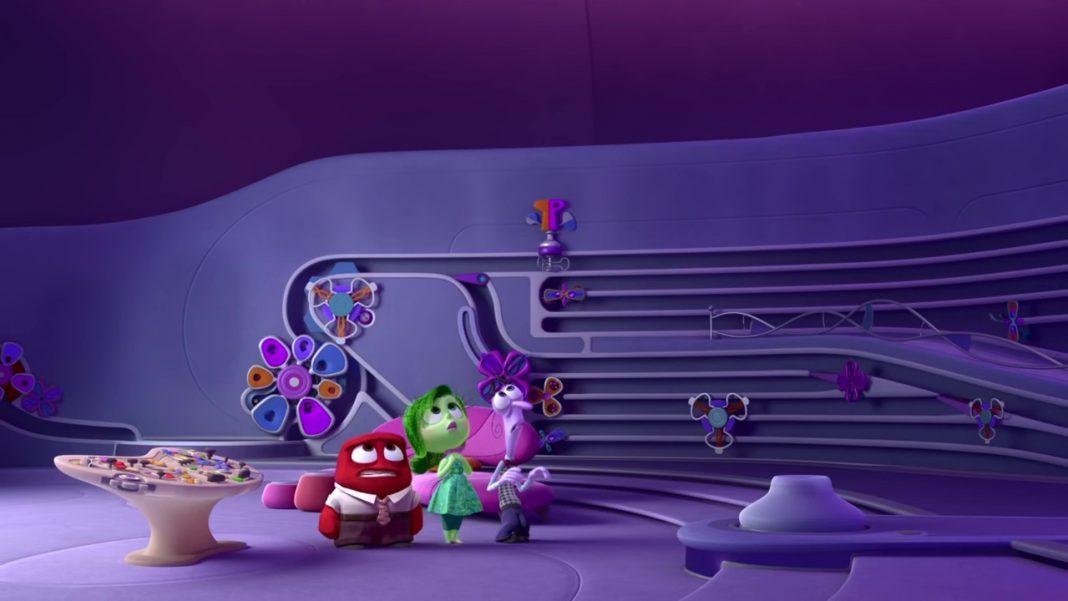 Pixar disney réplique quote vice versa inside out