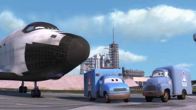 roger personnage character cars toon disney pixar