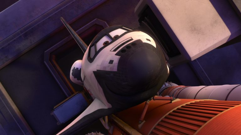"Roger, personnage dans ""Cars Toon : Martin Lunaire""."