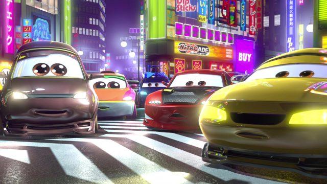 tabinu  personnage character cars toon disney pixar