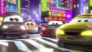 pixar disney personnage character cars toon martin tokyo mater yojimbo