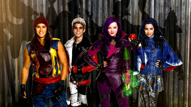 Disney Descendants illustration actu disney channel