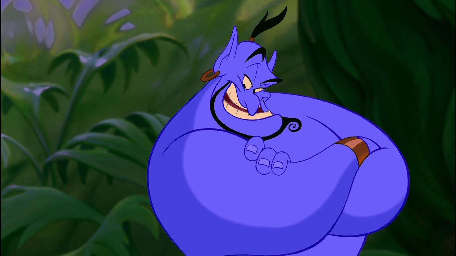 Illustration Actu Génies Disney