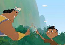 Illustration Clins d'oeil Kuzco 2
