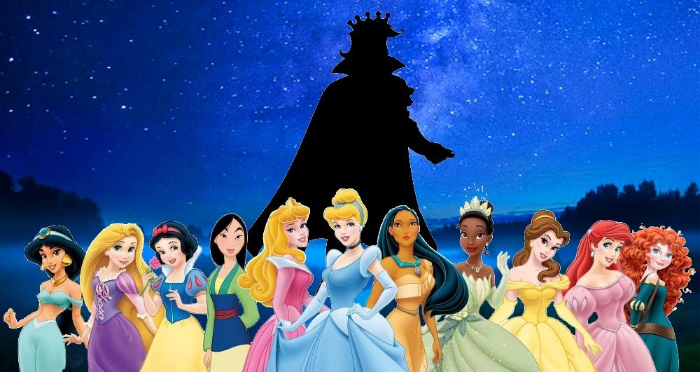 illustration Le Prince Charmant Disney