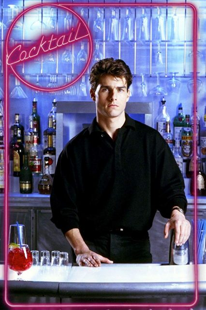 Affiche Poster cocktail disney touchstone