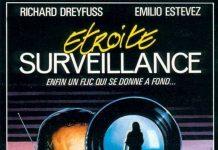 Affiche Poster étroite surveillance stakeout disney touchstone