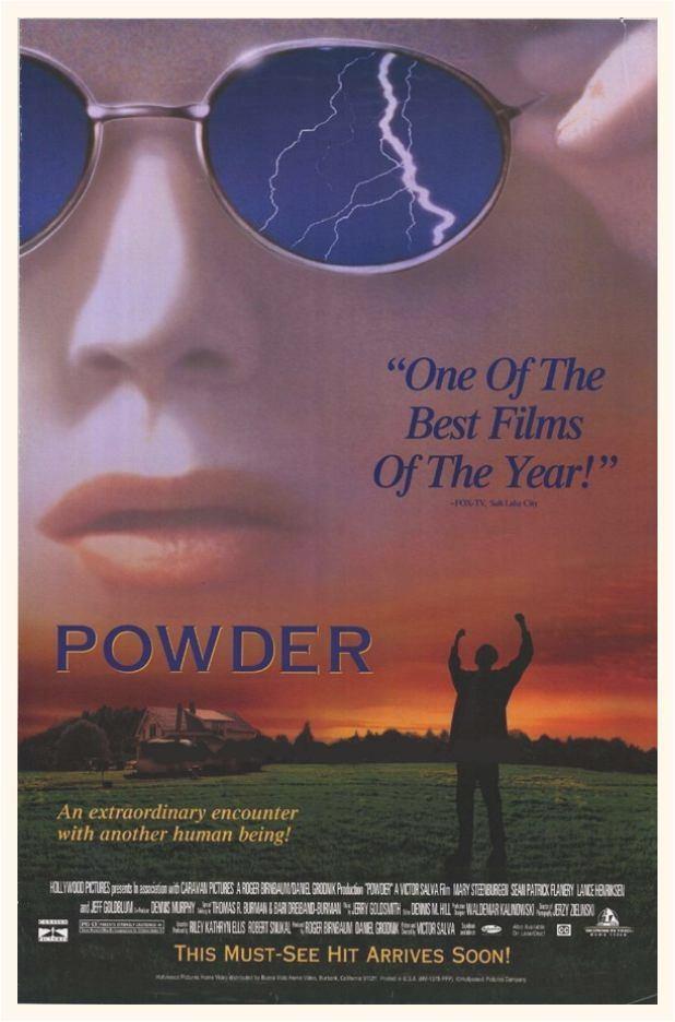 Affiche Poster powder disney hollywood caravan
