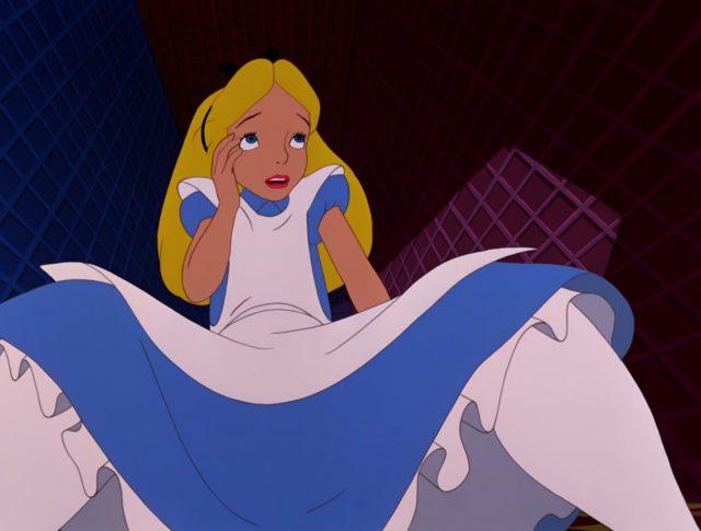 Personnage Alice au pays des merveilles Disney Character Wonderland