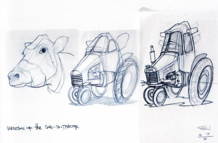 pixar disney cars carisation artwork