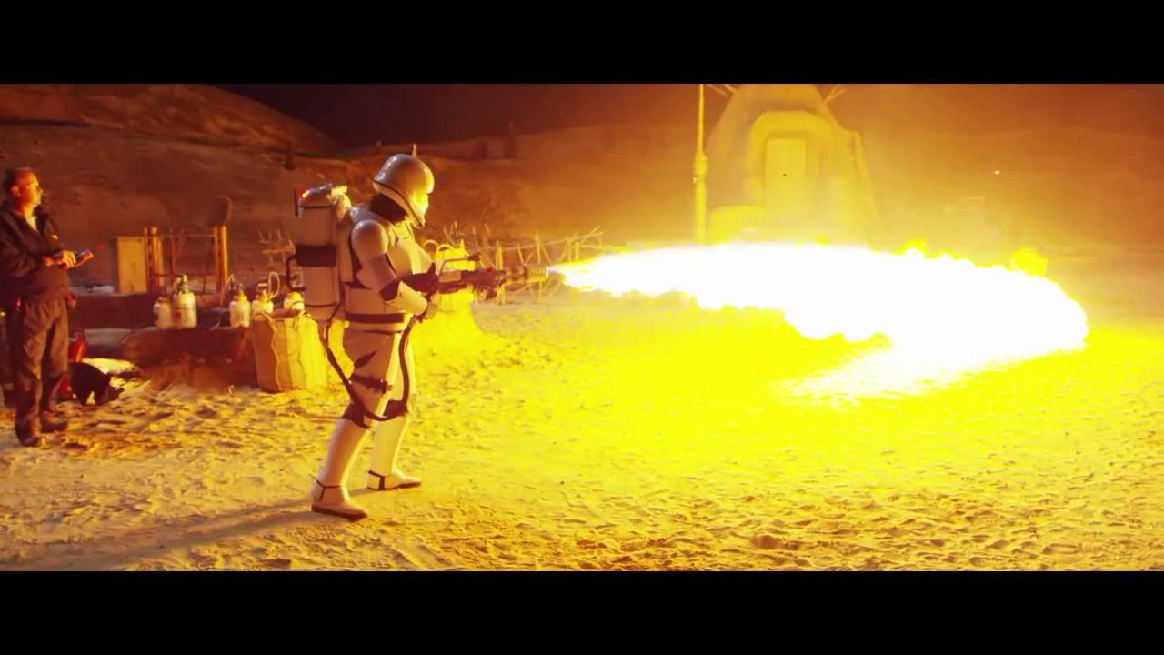 disney lucasfilm star wars épisode VII 7 le réveil de la force awakens
