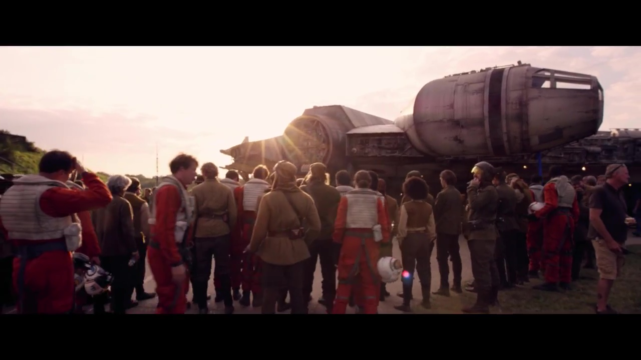 disney lucasfilm star wars épisode VII 7 le réveil de la force awakens