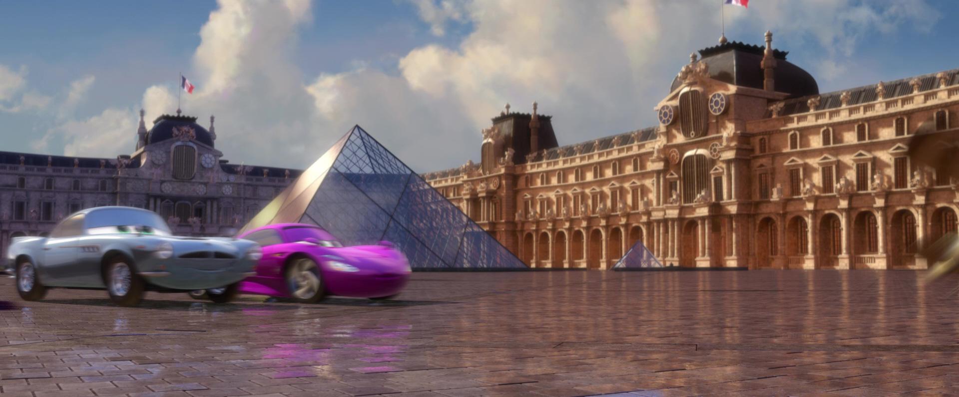 pixar disney cars carisation