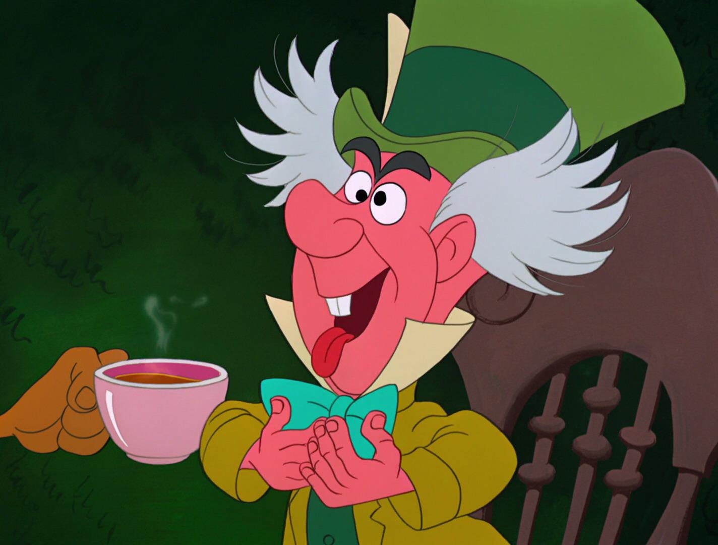 Le dico disney. Alice au Pays des Merveilles. Dessin animé de Walt Disney, sorti en France en 1951. L'histoire: Rêveuse,  Alice voit passer un lapin blanc qui sort une montre de son gilet. Elle se lance à sa poursuite et tombe dans un terrier qui débouche sur une porte minuscule. Le contenu d'un...