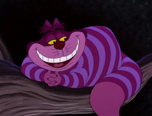 image chat chester chafouin personnage alice pays merveilles disney film
